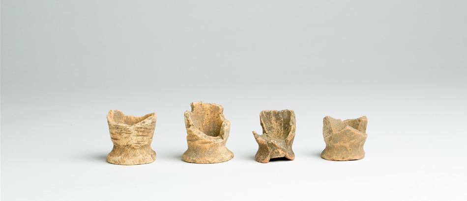 旧城内遗迹出土文物 制盐土器