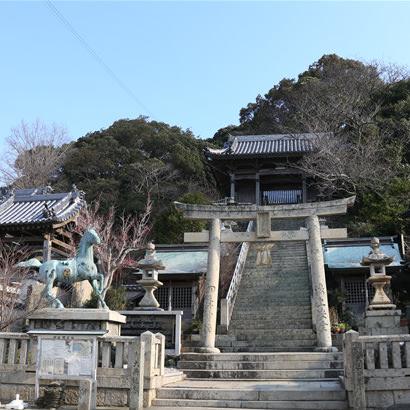 沼岛八幡神社