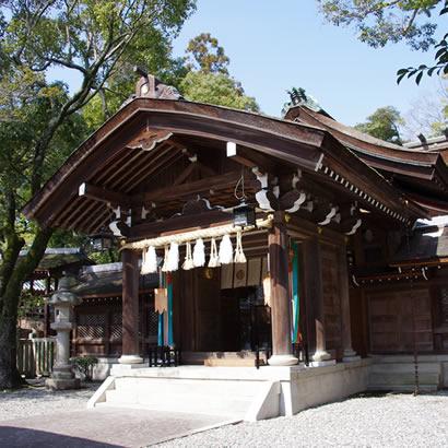 伊弉诺神宫 中门