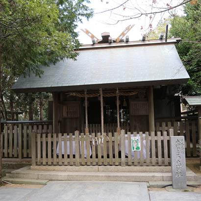 自凝岛神社・大殿