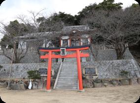 平林贵船神社