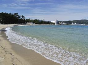 大浜海水浴场